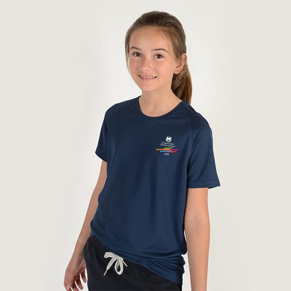 Uniforme scolaire tee-shirt de sport Logoclub Academy