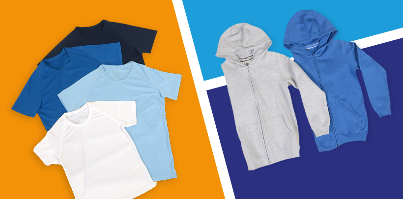 Tee-shirts de sport et sweat zippés Logoclub Academy